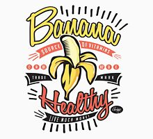 Banana Healthy Pop Art Unisex T-Shirt