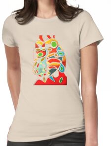 Mental Manifester Womens Fitted T-Shirt
