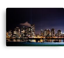 Yaletown Canvas Print