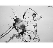 war #5 Photographic Print