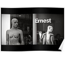 Ernest - Paris, France - 2009 Poster