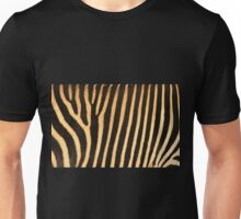 Grevy Zebra Design Unisex T-Shirt
