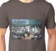 JARDIN DE FLEUR - BY DIANE ROMANELLO Unisex T-Shirt