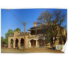 Wilcannia post office Poster