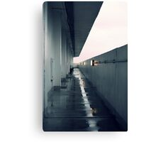 home wet home Canvas Print