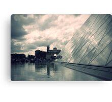 Paris dreams Canvas Print