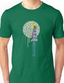 green diva Unisex T-Shirt