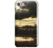 Stormy Waters iPhone Case/Skin