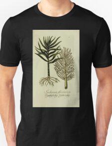 Plantarum Indigenarum et Exoticarum - Lukas Hochenleitter und Kompagnie 1788 - 293 Unisex T-Shirt