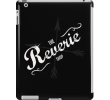 THE REVERIE SHOP LOGO iPad Case/Skin