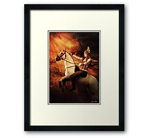 The Emperor (2) Framed Print