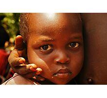 Loved - Uganda, Eastern Africa Photographic Print
