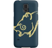 Skyrim Distressed Windhelm Logo Samsung Galaxy Case/Skin