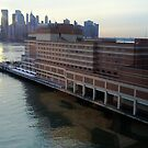 Hotel Hyatt Jersey City Pier by Michael Degenhardt