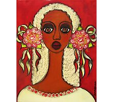african queen Photographic Print