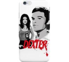 DEXTER series   iPhone Case/Skin