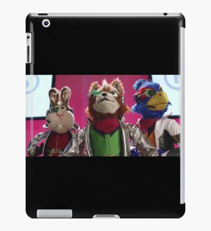 Star Fox Muppets iPad Case/Skin