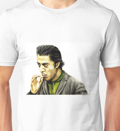 Dustin Hoffman plays Enrico Salvatore Rizzo. 'Ratso' from Midnight Cowboy Unisex T-Shirt