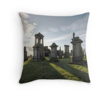 shadows of the lost Throw Pillow