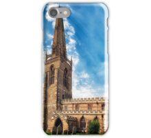 Higham Ferrers St Marys Church iPhone Case/Skin