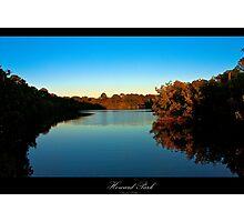 Howard Park - Tarpon Springs, Florida Photographic Print