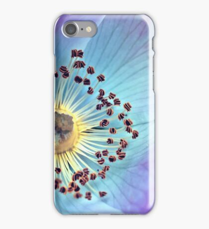 Colourful Wild Rose iPhone Case/Skin