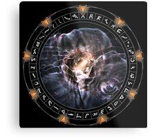 Stargate: Milky Way Galaxy Metal Print