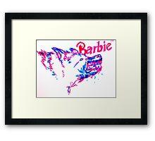Barbie Pup Framed Print