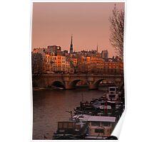 Paris island Poster