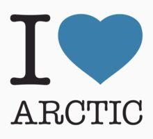 I ♥ ARCTIC by eyesblau