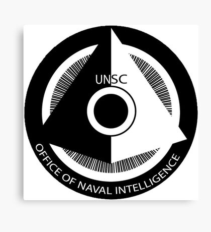 Office of Naval Intelligence  Canvas Print