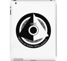 Office of Naval Intelligence  iPad Case/Skin