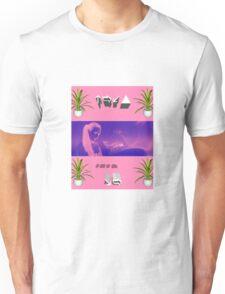 Hannah Diamond Aesthetics  Unisex T-Shirt
