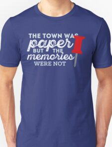 In a Paper Town Unisex T-Shirt