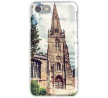 St Marys Church Higham Ferrers iPhone Case/Skin
