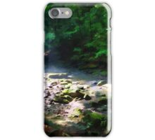 Ever flow iPhone Case/Skin