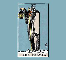 The Hermit Tarot Card  by studi03