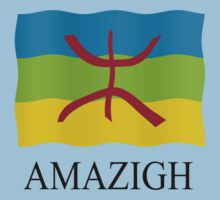 Amazigh flag by stuwdamdorp