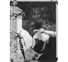 Step into my office  iPad Case/Skin