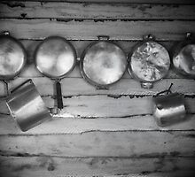 Pots and pans  by areyarey