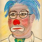 Clown #2 by Thomas J Norbeck