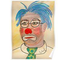 Clown #2 Poster