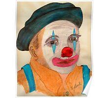 Clown #3 Poster
