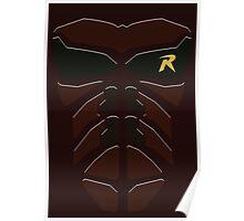 Sidekick Knight Armor Poster
