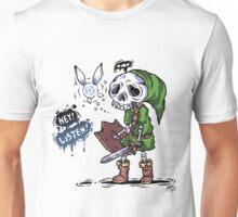 Colored Skull Link Unisex T-Shirt