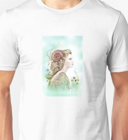 """THE ARIES"" - Protective Angel for Zodiac Sign Unisex T-Shirt"