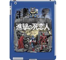 Attack on Mad Titan iPad Case/Skin