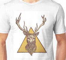 Stag Head Unisex T-Shirt