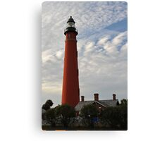 Ponce de Leon Inlet Lighthouse Canvas Print