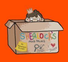 Sherlock's Mind Palace Kids Tee